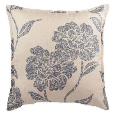 Sherry Kline Splendid Floral Square Throw Pillow
