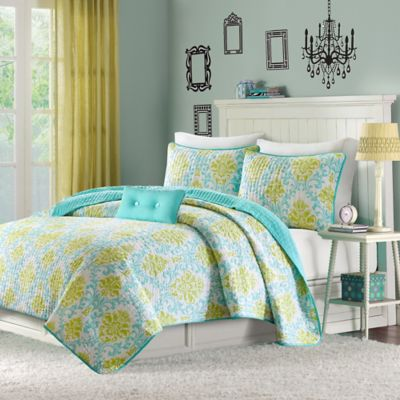 Katelyn Twin/Twin XL Coverlet Set