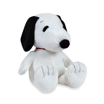 Peanuts Best Friend Snoopy Pillow