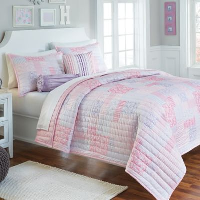 Hayley Twin Quilt Set