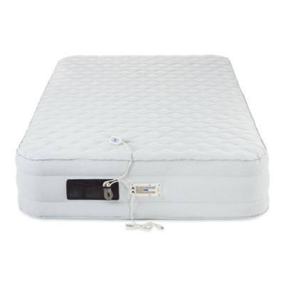 AeroBed® Luxury Pillow Top 16-Inch Twin Air Mattress