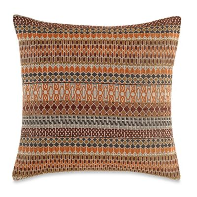 MYOP Argyle Square Throw Pillow Cover in Multi