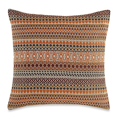 Buy MYOP Argyle Square Throw Pillow Cover in Multi from Bed Bath & Beyond