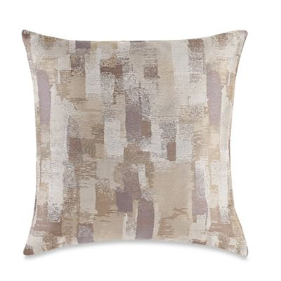 MYOP Mitro Square Throw Pillow Cover in Natural