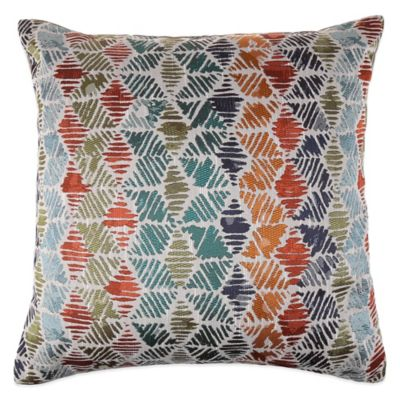 MYOP Prisma Square Throw Pillow Cover in Multi