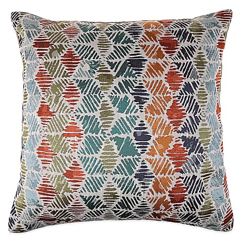 Myop Throw Pillow Covers : MYOP Prisma Square Throw Pillow Cover in Multi - Bed Bath & Beyond