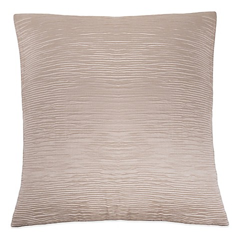 MYOP Sonoma Square Throw Pillow Cover in Cream - BedBathandBeyond.com