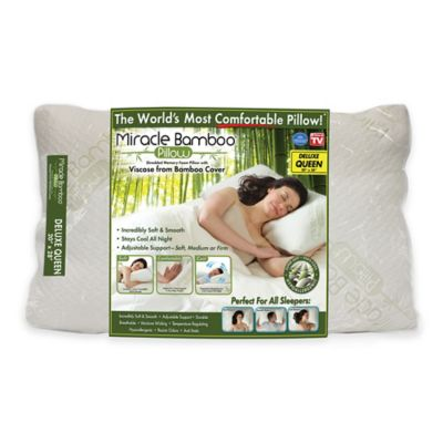 Bamboo Pillows