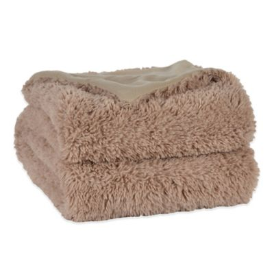 Berkshire Norwegian Furry Luxe Throw