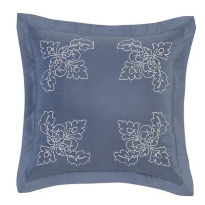 Bridge Street Sheffield Square Throw Pillow