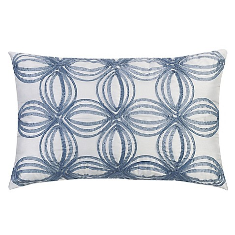 Sheffield Home Decorative Pillows : Bridge Street Sheffield Oblong Throw Pillow - Bed Bath & Beyond