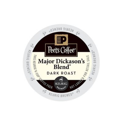 Keurig® K-Cup® Pack 16-Count Peet's Coffee® Major Dickason's Blend Coffee