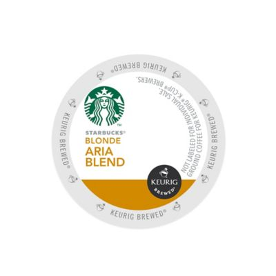 Keurig® K-Cup® Pack 16-Count Starbucks® Aria Blend Coffee