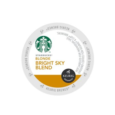 Keurig® K-Cup® Pack 16-Count Starbucks® Bright Sky Blend Coffee