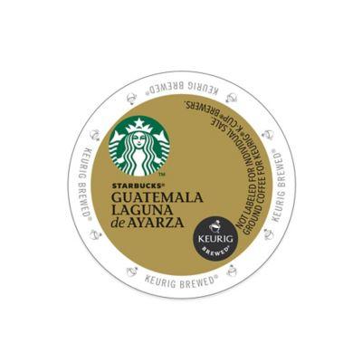 Keurig® K-Cup® Pack 16-Count Starbucks® Guatemala Laguna De Ayarza Coffee