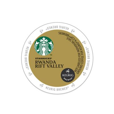 Keurig® K-Cup® Pack 16-Count Starbucks® Rwanda Rift Valley Coffee