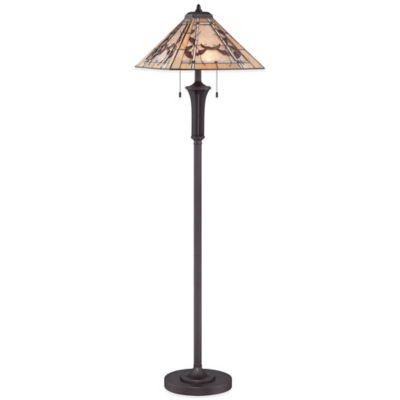 Quoizel Monteclaire Floor Lamp in Bronze