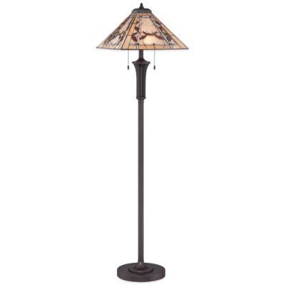 Quoizel Monteclaire Floor Lamp in Bronze
