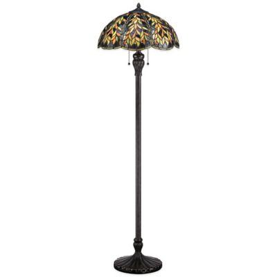 Quoizel Belle Floor Lamp in Bronze