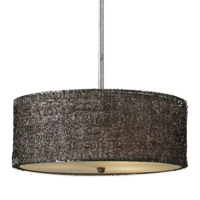 Uttermost Sedilo 3-Light Ceiling-Mount Pendant