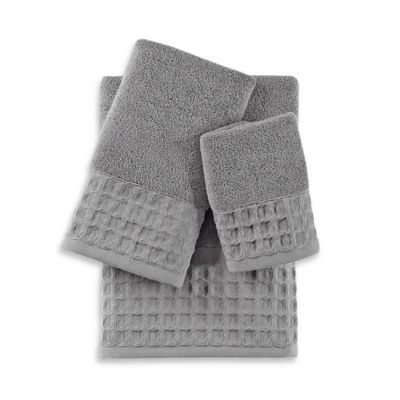 Baltic Linen® Escondido Silver Bath Towel