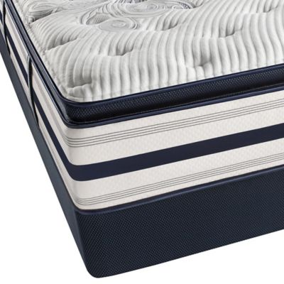 Simmons® Beautyrest® Recharge Kildaire Park Luxury Firm Pillow Top Cal King Mattress Set