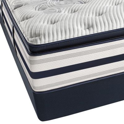 Simmons® Beautyrest® Recharge® Kildaire Park Plush Pillow Top King Mattress Set