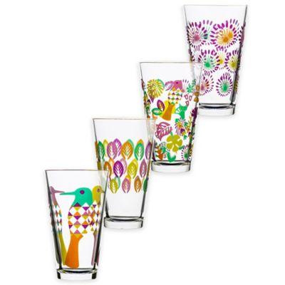 Sagaform® Fantasy All-Purpose Drinking Glass (Set of 4)