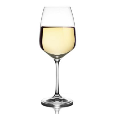 Fitz and Floyd® Giselle White Wine Glasses (Set of 4)