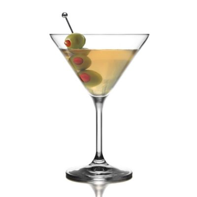 Fitz and Floyd® Giselle Martini Glasses (Set of 4)