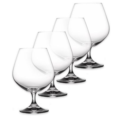 Fitz and Floyd® Giselle Brandy Glasses (Set of 4)