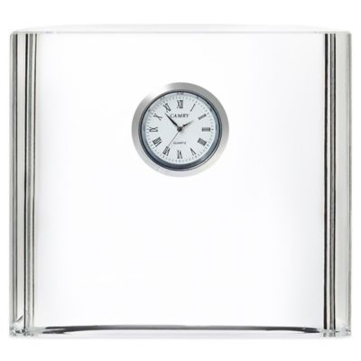 Vision Square Desk Clock