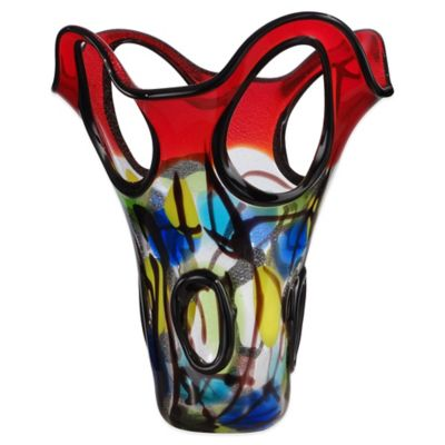 Dale Tiffany™ 11.75-Inch Tank Top Vase