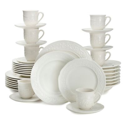Mikasa Everyday White Dinnerware