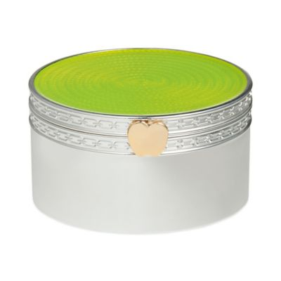 Vera Wang Wedgwood® Treasures with Love Apple Box in Green
