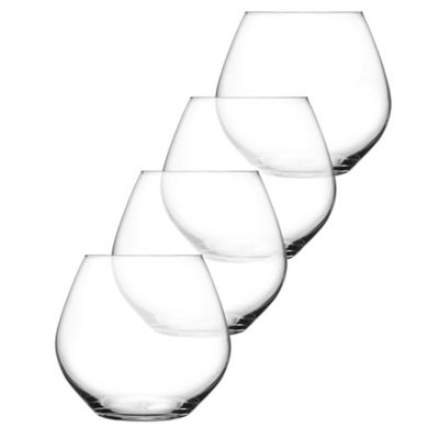 Fitz and Floyd® Giselle Double Old Fashioned Glasses (Set of 4)