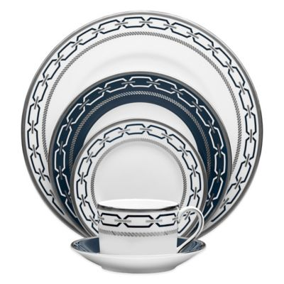 Vera Wang Wedgwood® With Love Nouveau Indigo 5-Piece Place Setting