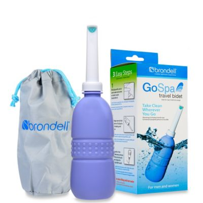 Brondell GoSpa Travel Bidet