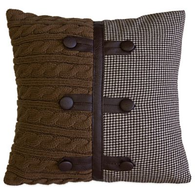 Lamington Square Throw Pillow Home Decor
