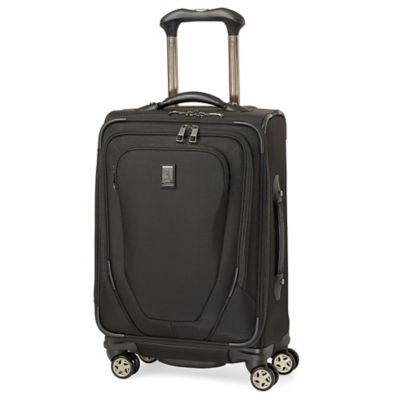 TravelPro® Crew™ 10 20-Inch International Expandable Carry-On Spinner in Black