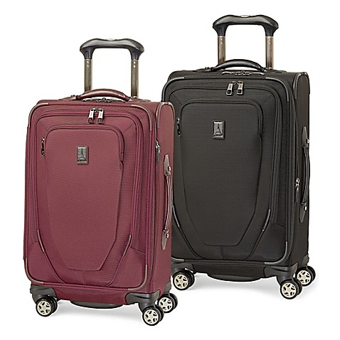 Travelpro. Luggage Crew 11 21 Carry-on Slim Hardside Spinner w/USB Port, Obsidian Types: Dresses, Jackets, Snekers, Bags, Accessories.