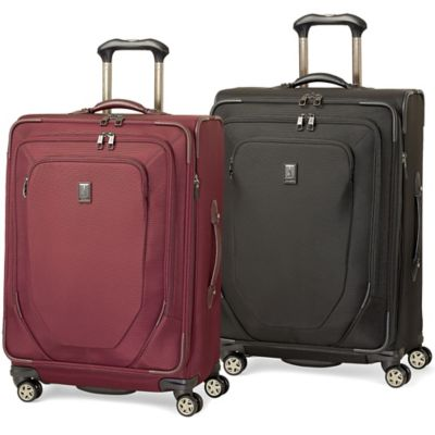 TravelPro® Crew™ 10 25-Inch Expandable Spinner Suiter in Merlot