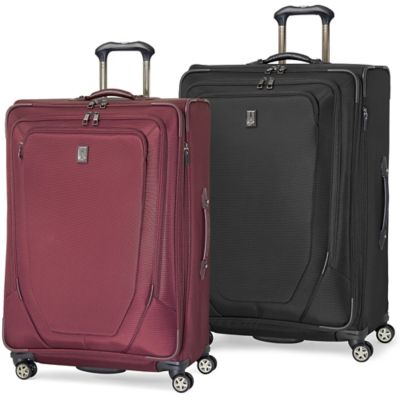 TravelPro® Crew™ 10 29-Inch Expandable Spinner Suiter in Merlot