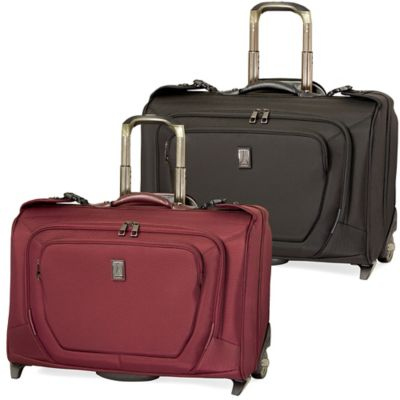 TravelPro® Crew™ 10 22-Inch Carry-On Rolling Garment Bag in Merlot
