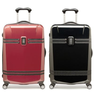TravelPro® Crew™ 10 25-Inch Expandable Hardside Spinner in Red
