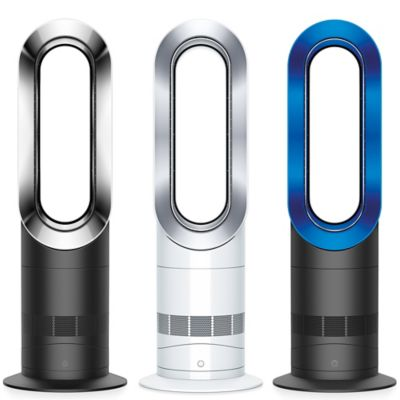 Dyson AM09 Hot + Cool Fan Heater in White