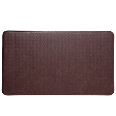 Imprint® Nantucket 26-Inch x 48-Inch Anti-Fatigue Comfort Mat in Cinnamon