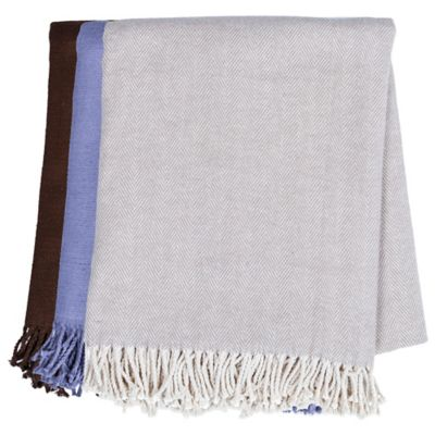 Indigo Blankets & Throws