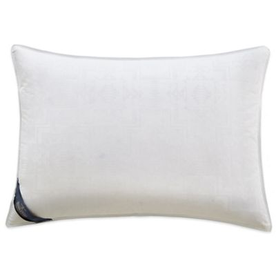 Pendleton® 400-Thread-Count Jacquard Classic Wool & Down Standard Pillow in White