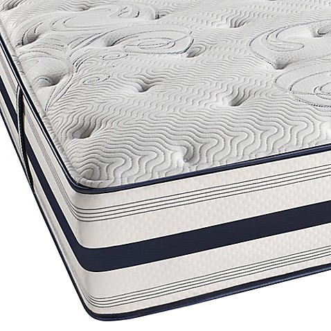 Buy Beautyrest Ultra Carramore Plush Twin Mattress from